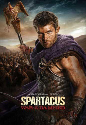 Спартак: Война проклятых