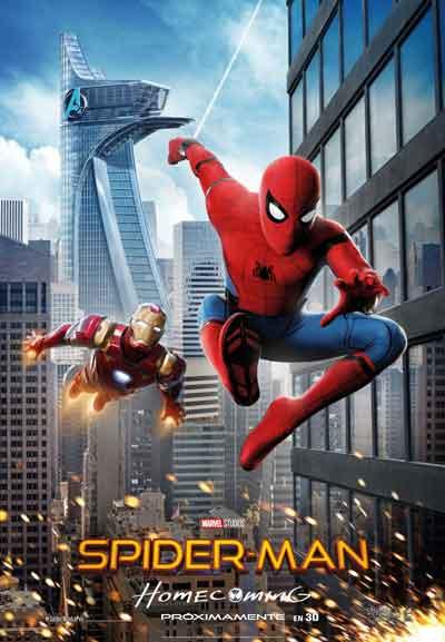 Человек-паук: Возвращение домой смотреть онлайн в hd бесплатно